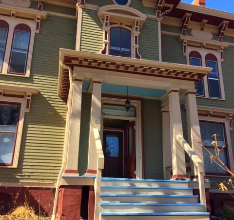 Soper Burr House- 812 N. Prairie
