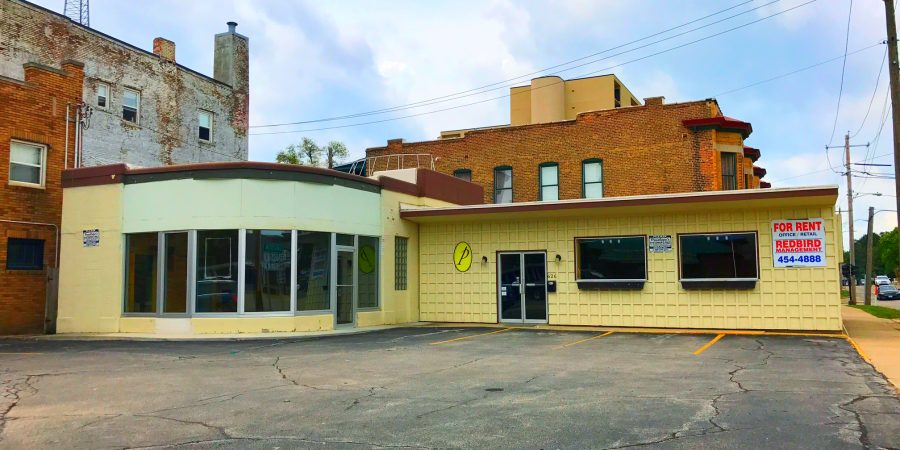 626 N. Main – Retail Space Downtown
